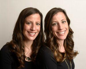 Julia Marzano and Emily McCarthy