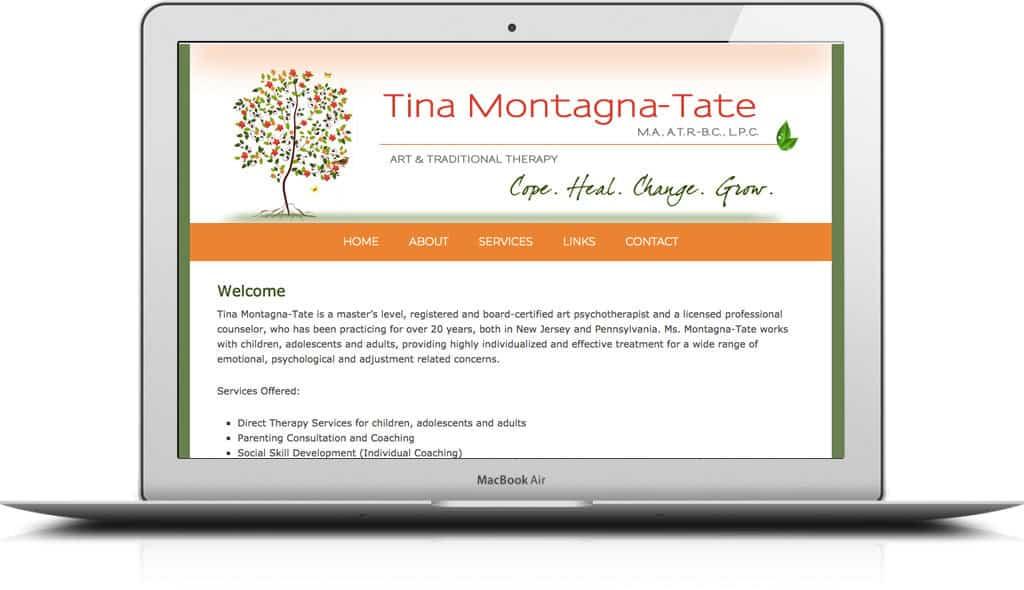 Tina Montagna Tate
