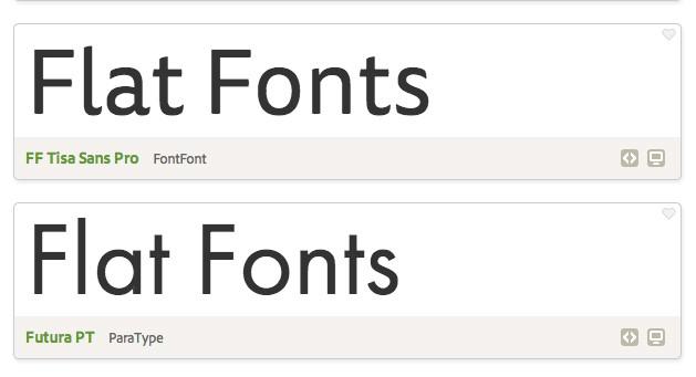 Typography trends in web design - Sumy Designs