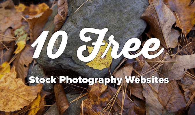 Free Stock Photography Websites
