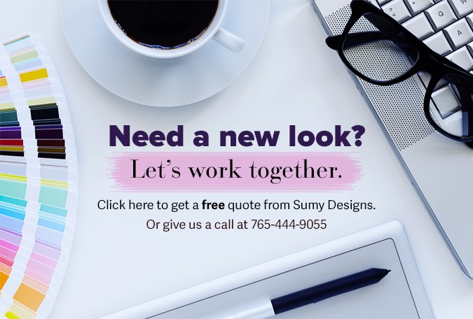 click here to get a free quote from Sumy Designs for a new look for your business