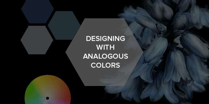 analogous color designs