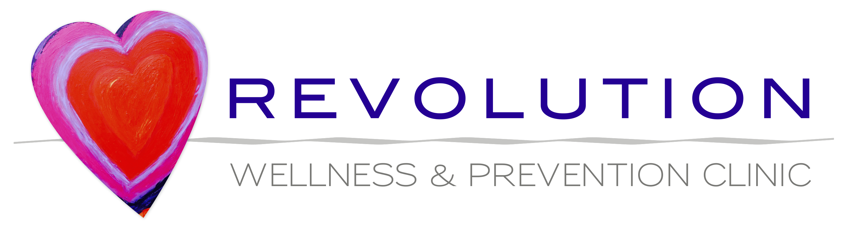 Revolution Wellness and Prevention clinic logo