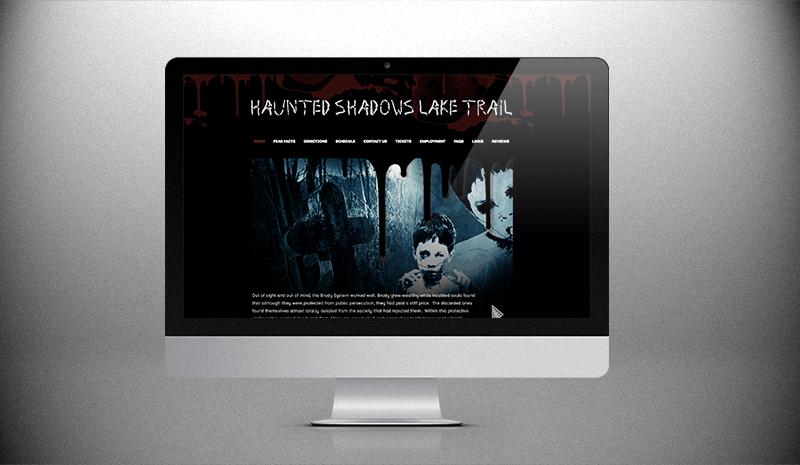 haunted shadows lake trail website