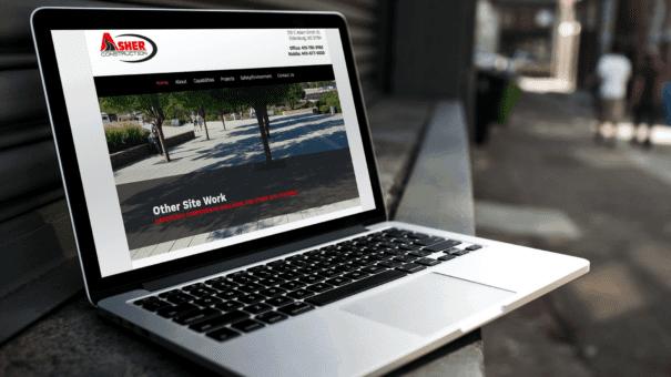 Contractor Website