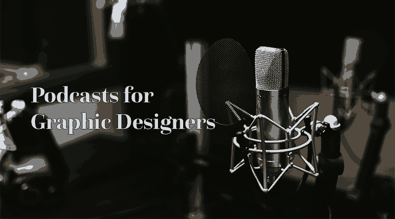 podcasts for graphic designers