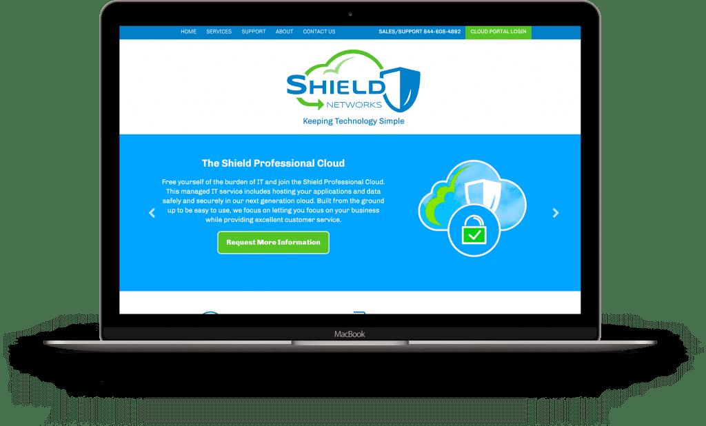 shield network image