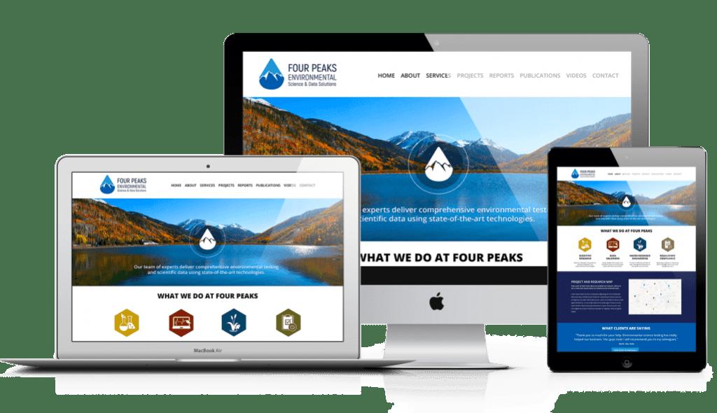 Consulting Website