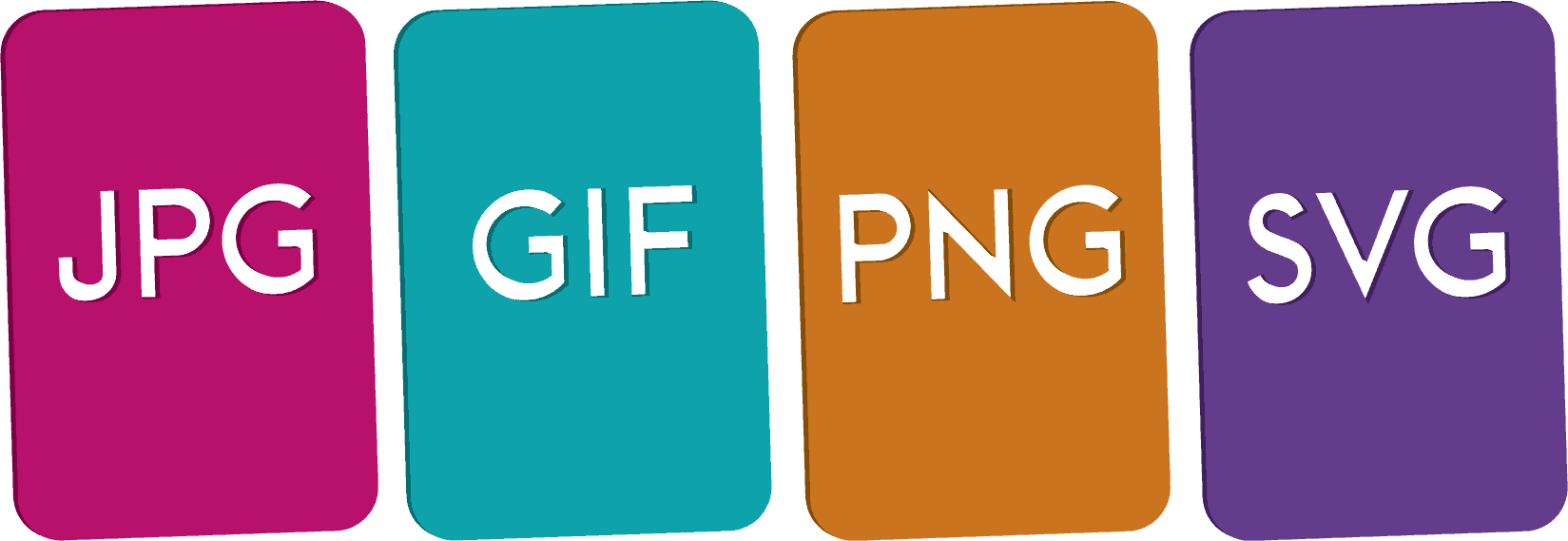 What the difference between a jpg, gif, png and svg? - Sumy Designs