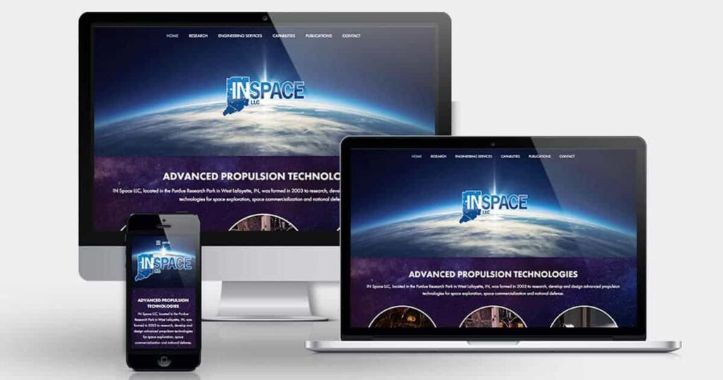 Portfolio sumy designs for The space llc