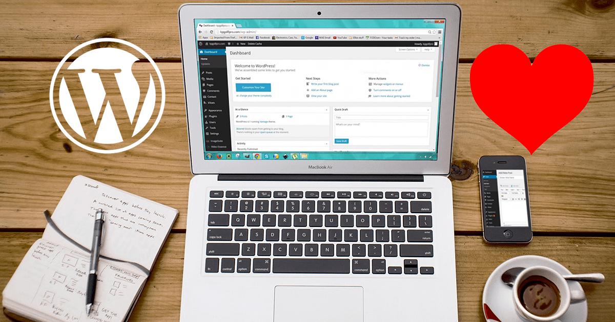 Top Benefits of having a WordPress Website - Sumy Designs