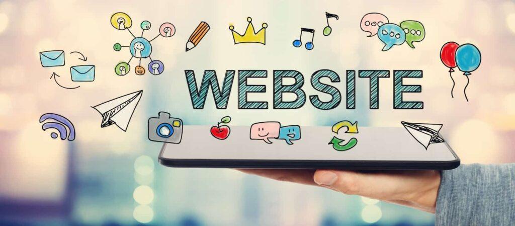 Website Extras