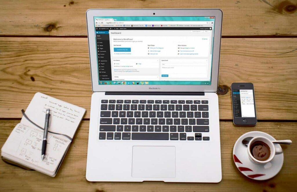 writing a blog post