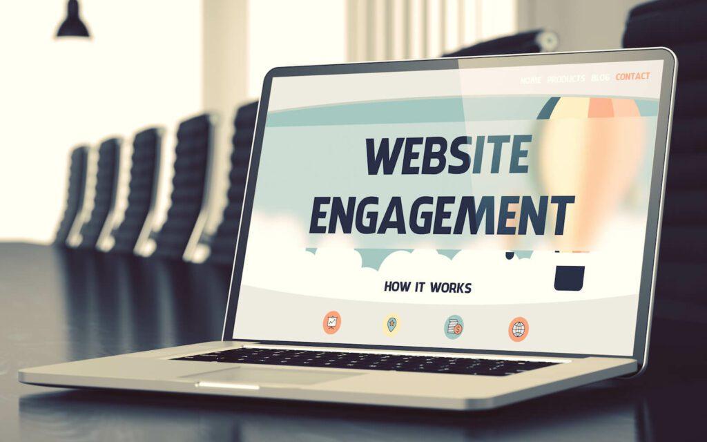 Website Engagement