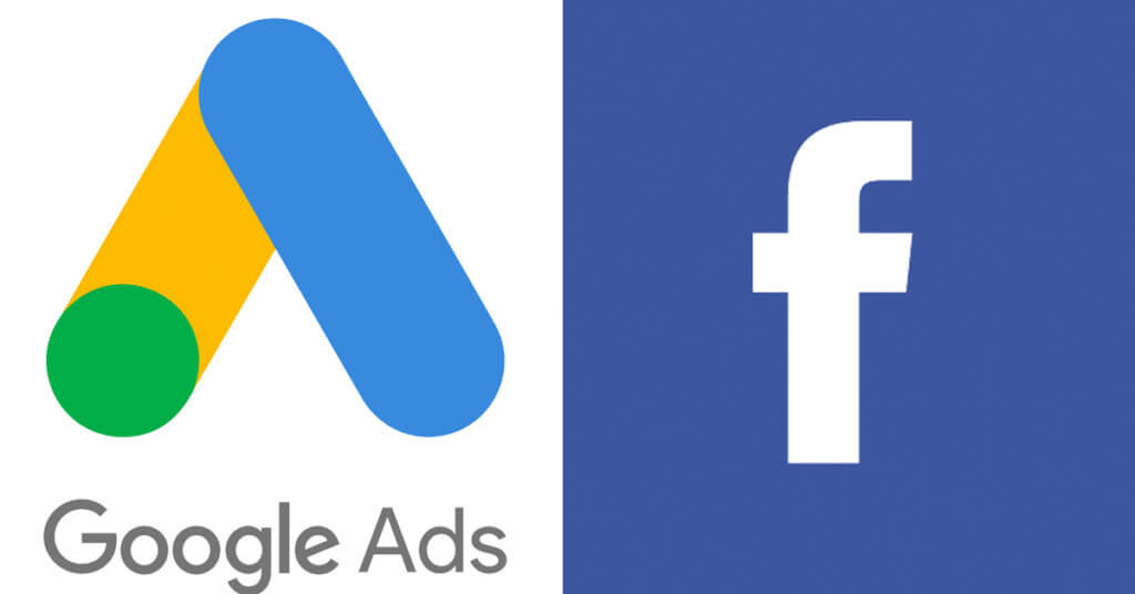 Facebook or Google Ads