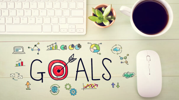 Setting online goals