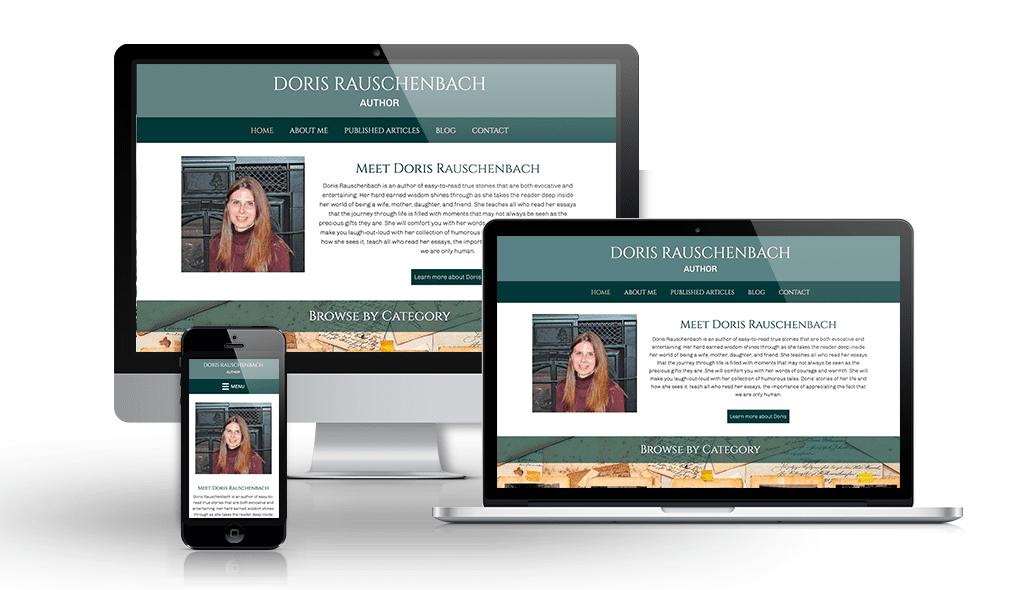 Doris Rashschenbach website