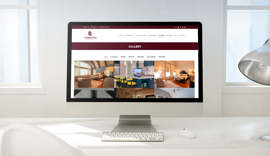 Carrington Homes Online Portfolio