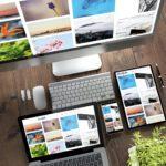 online portfolio example