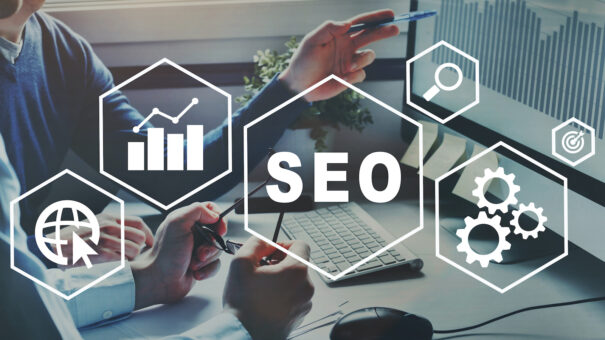 SEO Consultants working