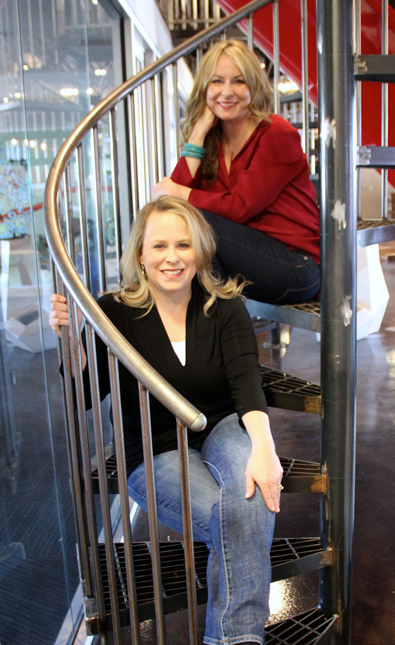 Susan and Amy - Web Design Services