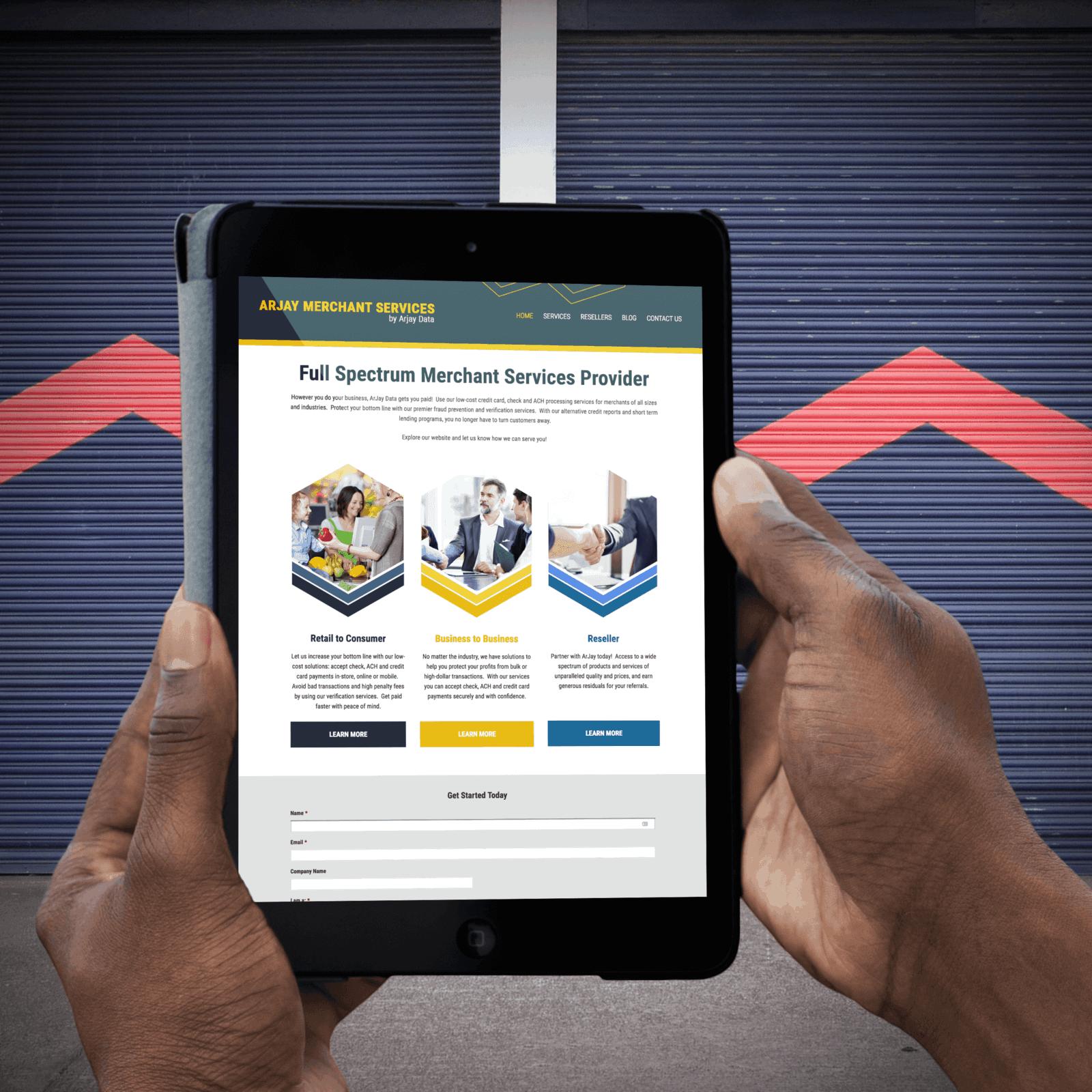 Arjay Merchant Services