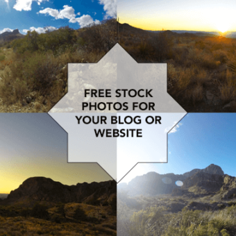 Free stock photos for your blog image
