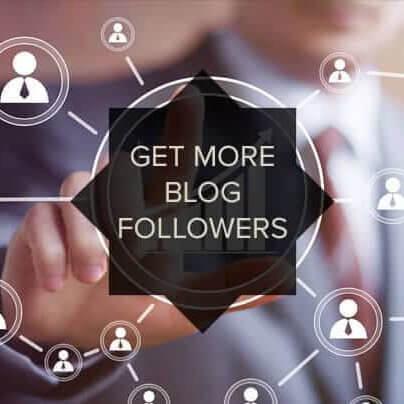 Increase blog traffic graphic