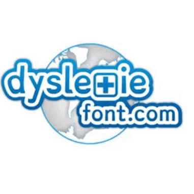 the dyslexie font