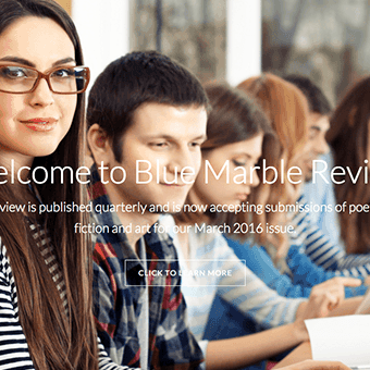 Blue Marble Review Website