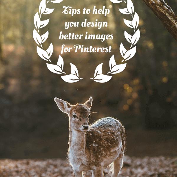 images for designing better images for pinterest
