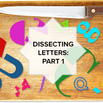 dissecting-letters