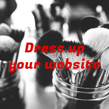 dress up your website with google fonts