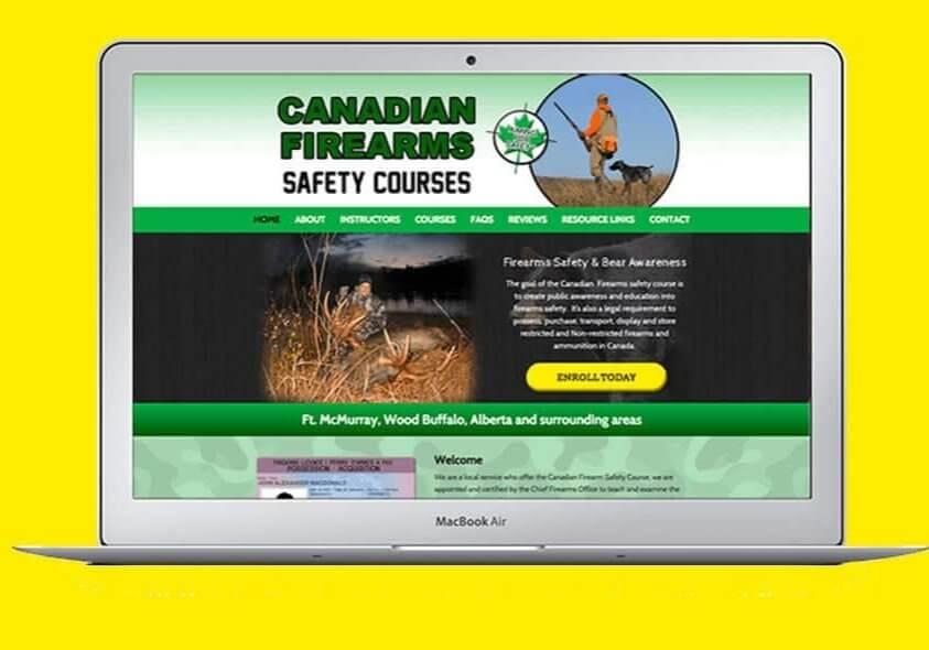 Canadian Firearm Safety