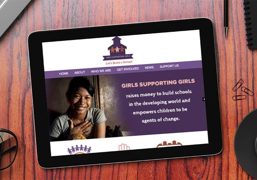 Girls Supporting Girls