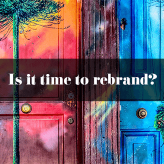rebranding your small business