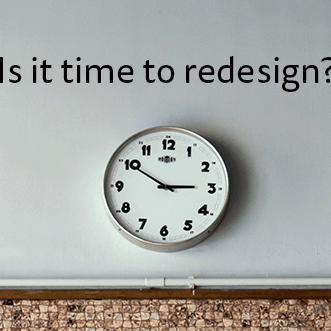 is it time to redesign image