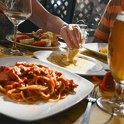 restaurant food picture