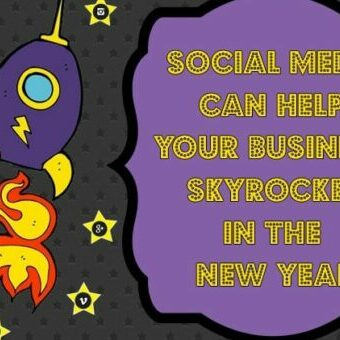 social media for the new year