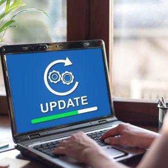 run your software updates